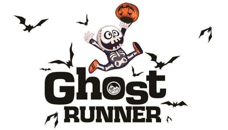 isle of wight ghost runner