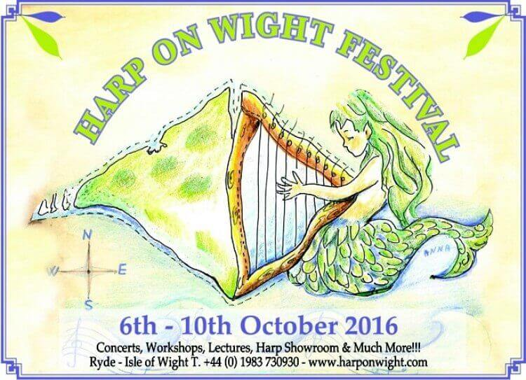 isle of wight harp