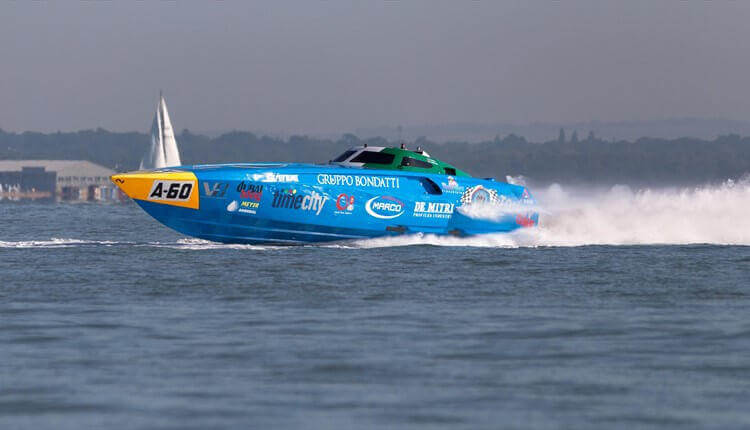 isle of wight powerboats
