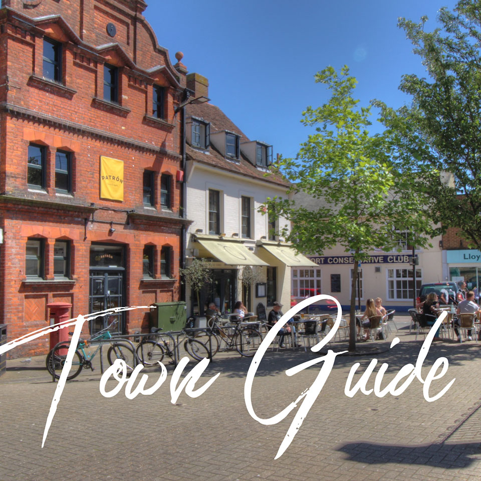 Isle of Wight Town and Village Guide
