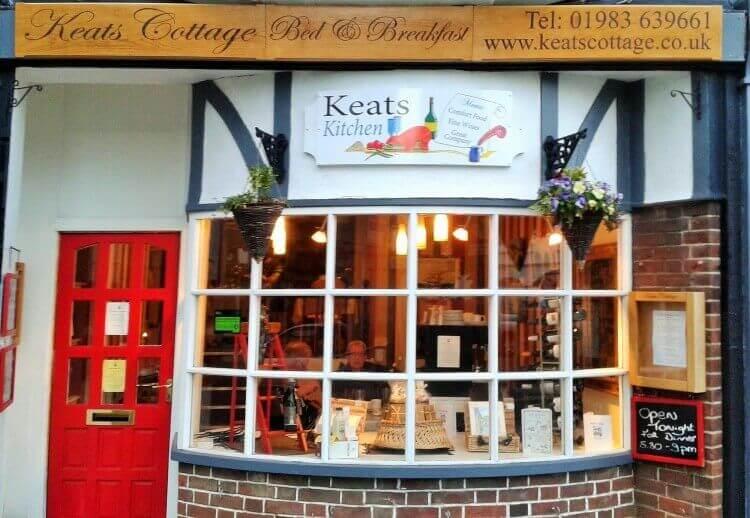 keats cottage isle of wight