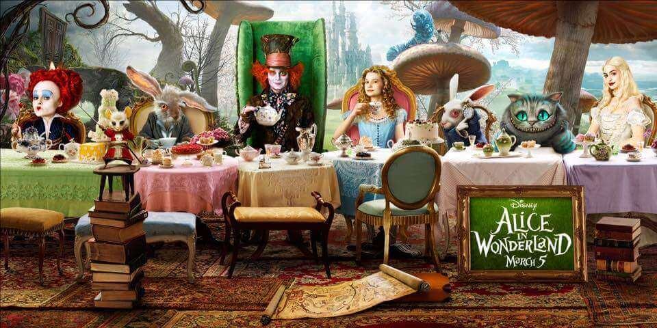 mad hatter tea party iow novemebr