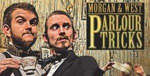 morgan-and-west, parlour-tricks at Brading Roman Villas