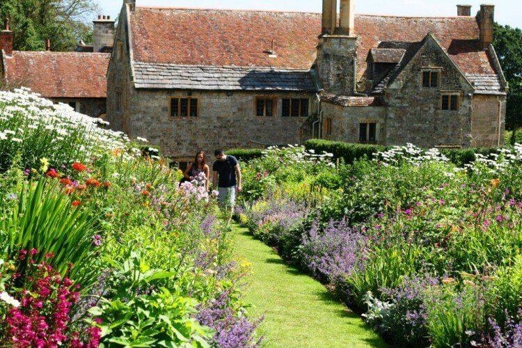 mottistone gardens isle of wight