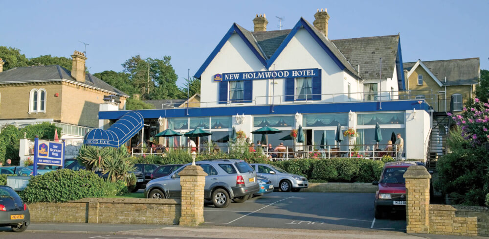 New Holmwood Hotel Cowes Isle of Wight
