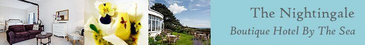 The Nightingale Boutique Hotel in Shanklin Isle of Wight