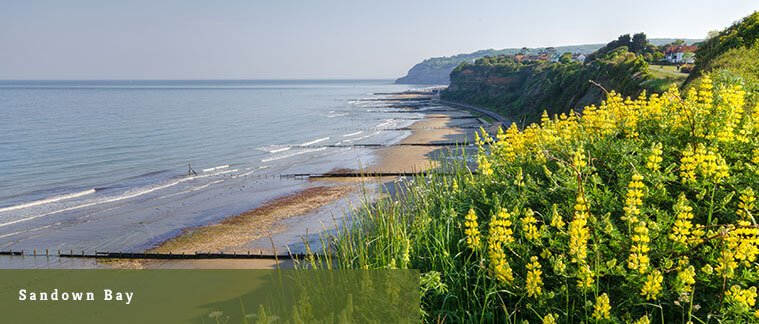 Sandown Bay, Isle of Wight