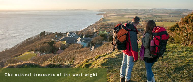 Walking Routes, Isle of wight