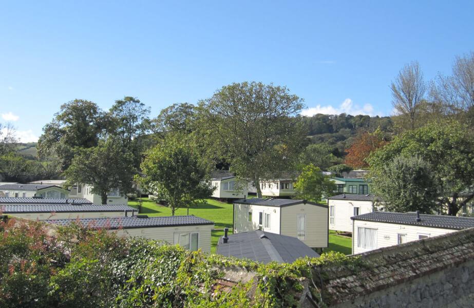 Appuldurcombe Gardens Holiday Park Ventnor Isle of Wight