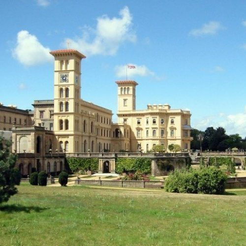 osborne house isle of wight Queen Victoria Swiss Cottage English Heritage