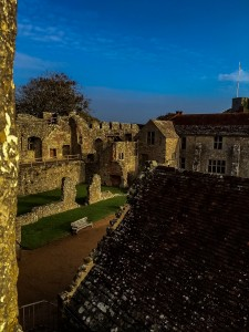 Carisbrooke Castle Isle of Wight