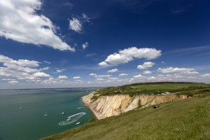 Tennyson Down Isle of Wight