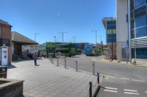 The Bus Station, Newport, Isle of Wight