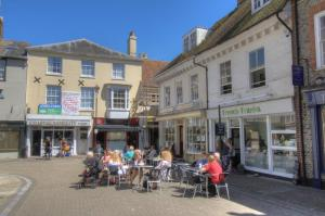 St Thomas' Square, Newport, Isle of Wight
