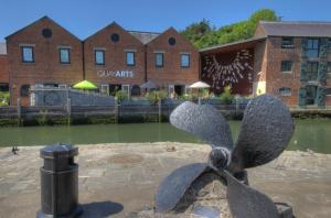 Quay Arts Centre, Newport, Isle of Wight