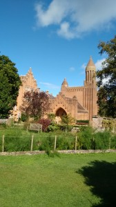 Isle of Wight Quarr Abbey