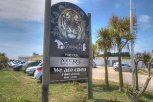 Sandown Zoo is home to many animals including rescued tigers