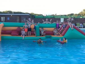 Whitcliff Bay Holiday Park Isle of Wight 16