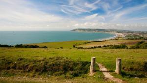 Whitecliff Bay Holiday Park, Bembridge, Isle of Wight