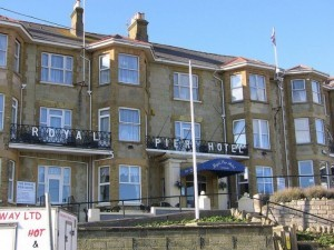 royal pier hotel sandown isle of wight bed breakfast B&B holiday accommodation