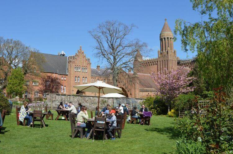 Quarr Abbey Ryde Isle of Wight