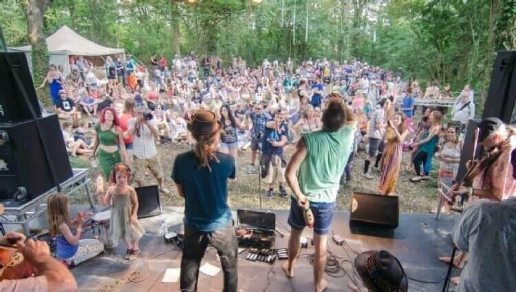 Rhythmtree Festival - July