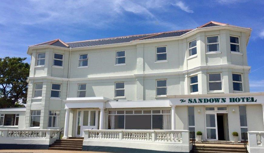 Sandown Hotel Sandown Isle of Wight