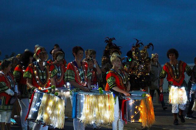 sandown-illuminated-carnival-iisle of wight-2017