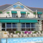 Sands hotel Sandown Isle of Wight Bed Breakfast Seafront Swimming Pool Holiday Accommodation