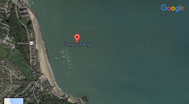 Seagrove Bay Seaview Isle of Wight