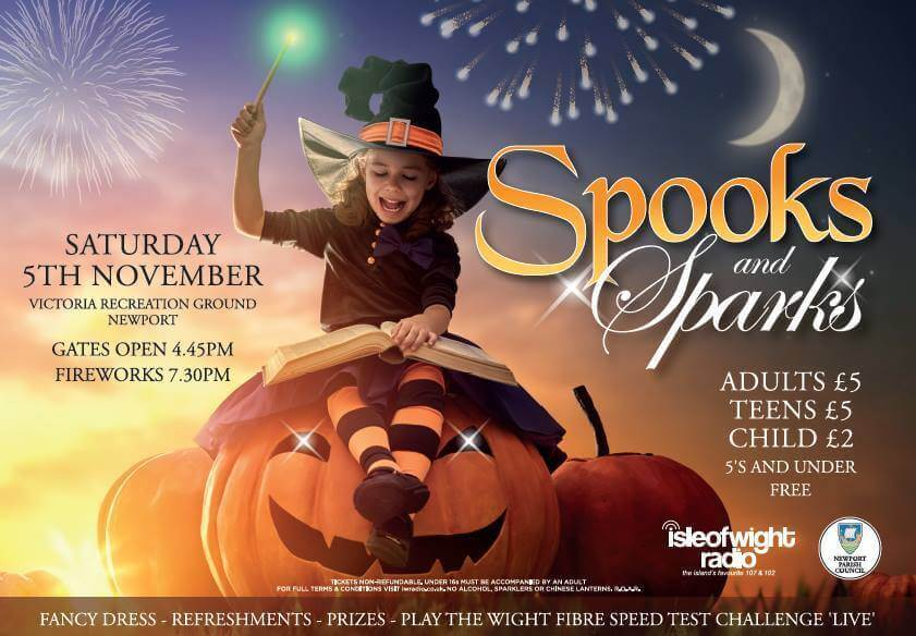 spooks-and-sparks-newport-iow