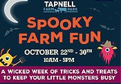 Spooky Farm Fun IOW