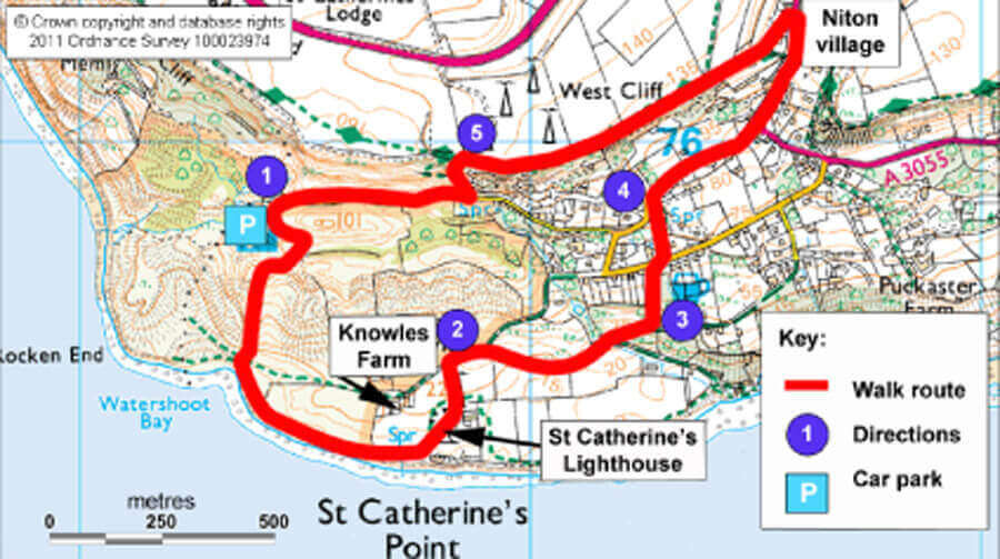 st catherines down and knowles farm