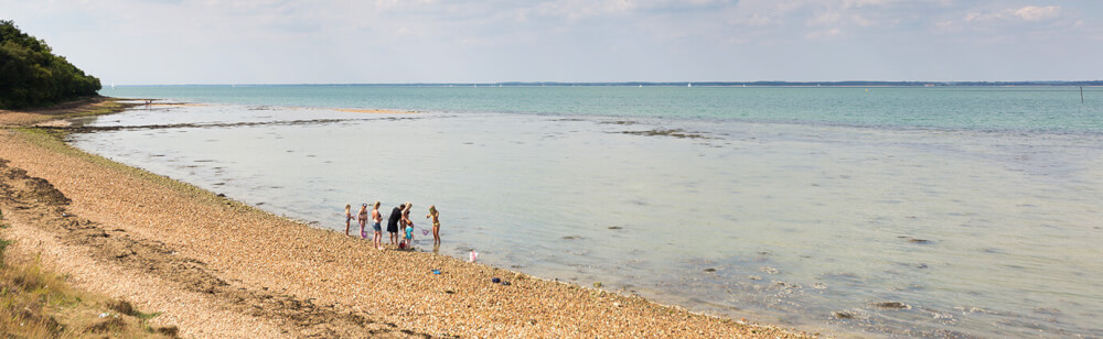 Thorness Bay Cowes Isle of Wight