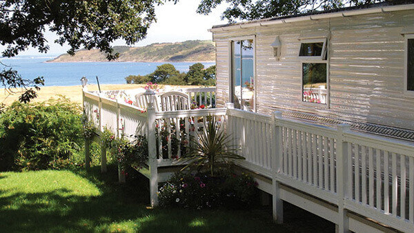 Thorness Bay Holiday Park Isle of Wight