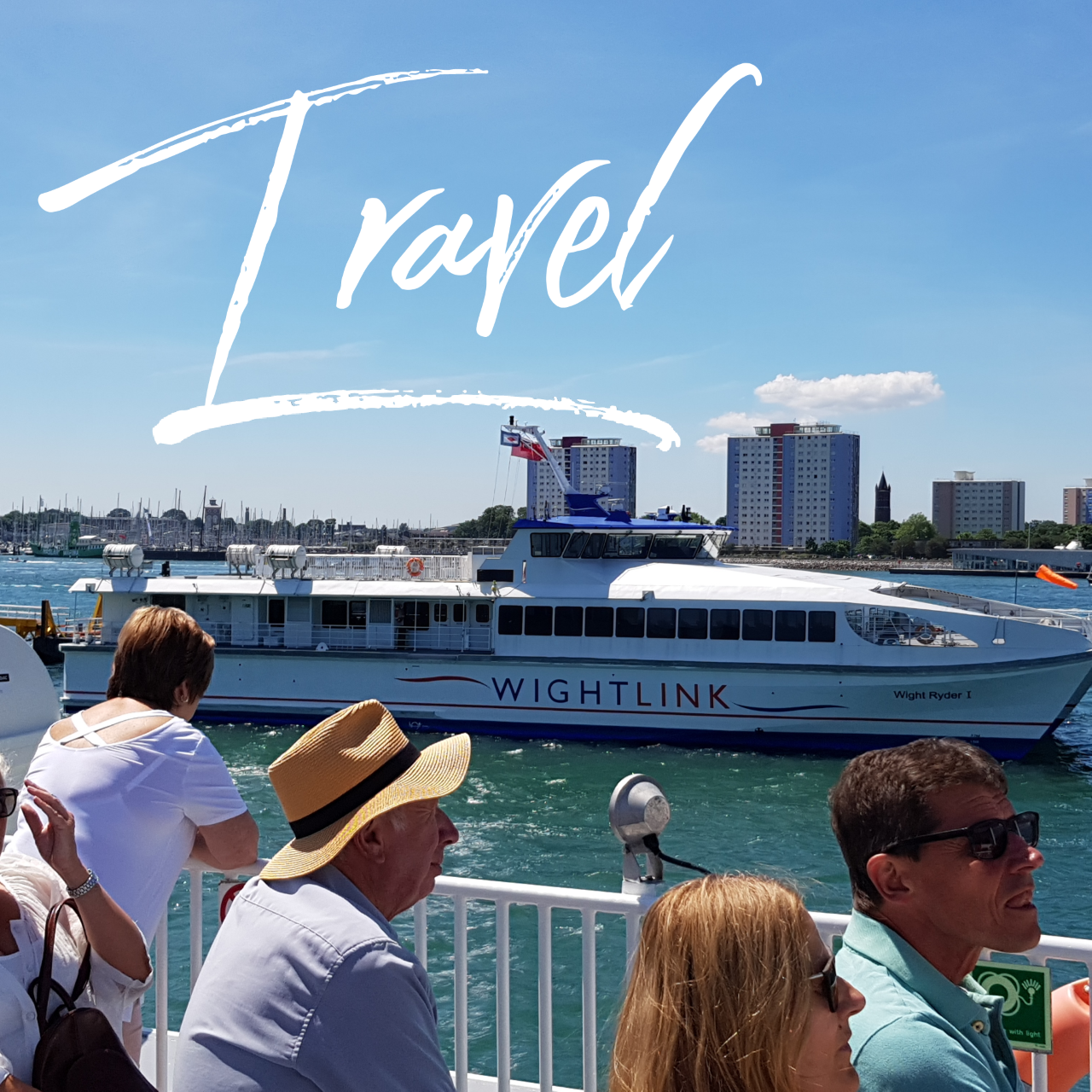 Travel to the Isle of Wight