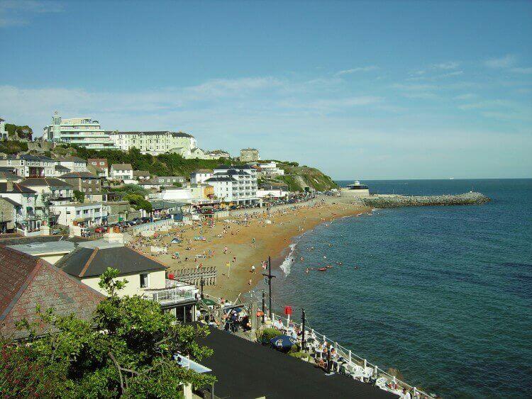 Ventnor Beach Ventnor Isle of Wight