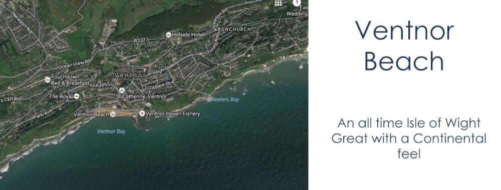 Ventnor Beach Ventnor Isle of Wight  Isle of Wight for hotels