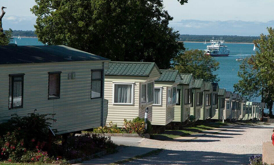 Waverley Holiday Park East Cowes IOW