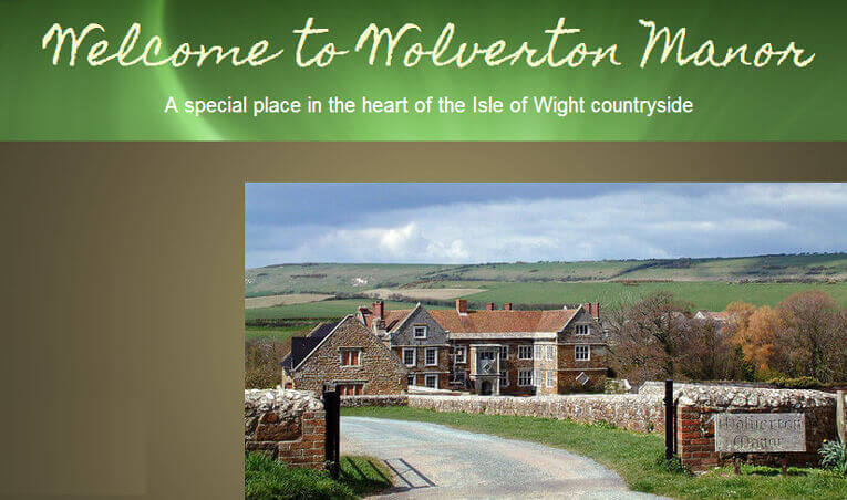 wolverton manor isle of wight