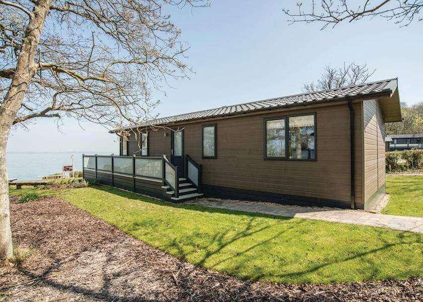 Woodside Coastal Retreat, Wootton, Isle of Wight