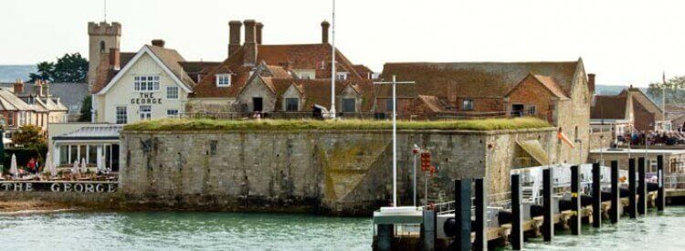 Yarmouth Castle Isle of Wight